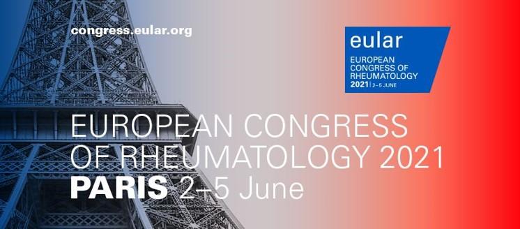 EULAR 2021 Virtual Meeting June 2-5, 2021 Day 4