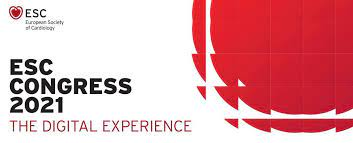 ESC Congress 2021 The Digital Experience August 27-30, 2021 Day 4