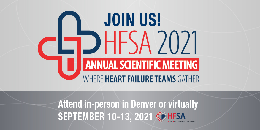 HFSA 2021 Annual Scientific Meeting September 10 -13, 2021 Day 4
